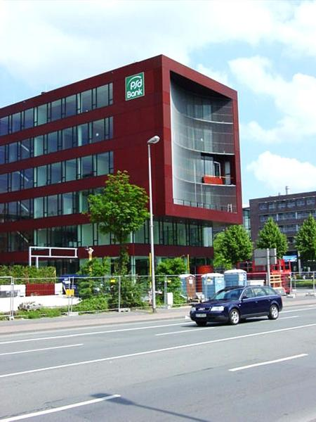 Psd Bank M 252 Nster Metall Fassaden Technik Gmbh